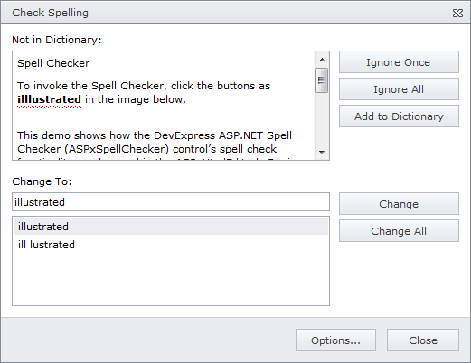 ASPxHtmlEditor-Concepts-WorkWithContent-CheckSpelling-Dialog