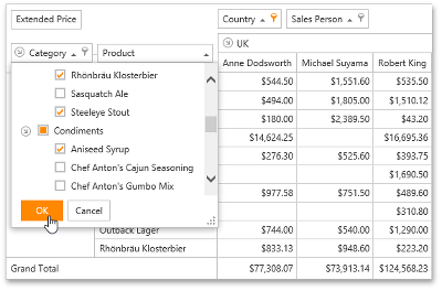 PivotMainPage-DataShaping