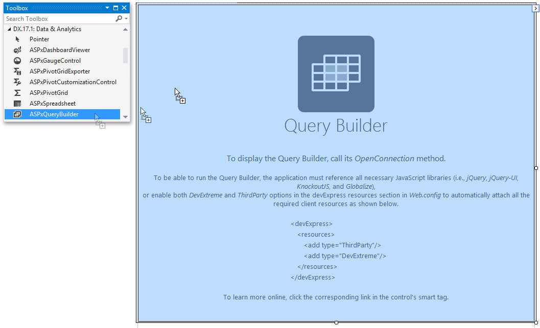 Query-Builder-Add-To-Page