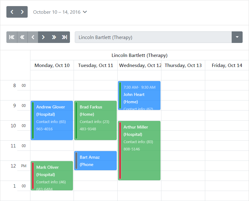 BootstrapScheduler_Views_WorkWeek