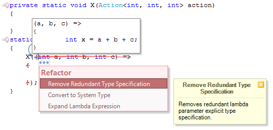 rsRemoveRedundantTypeSpecification