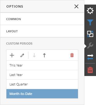 Date Filter | Dashboard | DevExpress Documentation