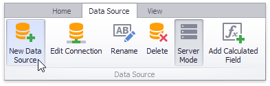 NewDataSourceButtonRibbon(Extract)