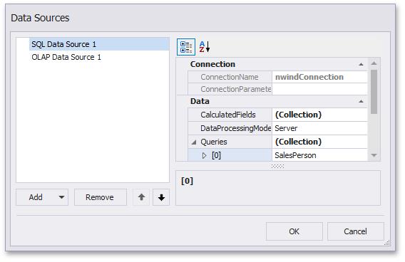 Provide Data | Dashboard | DevExpress Documentation