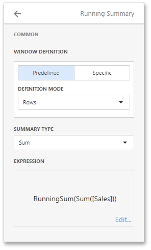 WebDashboard_Calculations_RunningSummarySettings