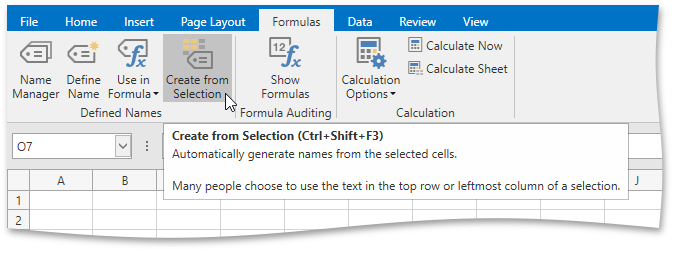 DXSpreadsheet_Dialogs_CreateNamesFromSelection_Ribbon
