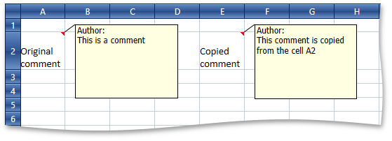 DXSpreadsheet_ExampleComments