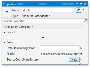 ShapefileDataAdapter_SourceCoordinateSystem