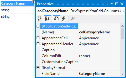 Band and Column Customization_column_properties