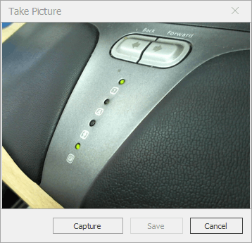 CameraControl - Capture Dialog New
