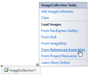 ImageCollection-Menu-LoadFromReferencedAssembly