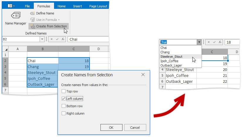 SpreadsheetControl_DefinedNames_CreateNamesFromSelection