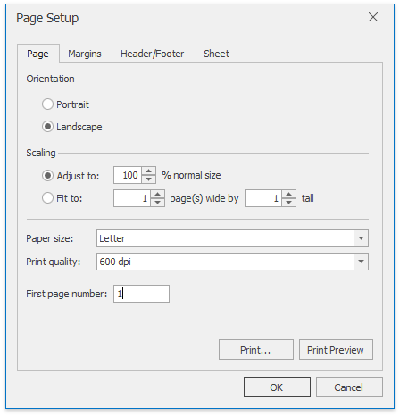 SpreadsheetControl_PageSetupDialog_PageTab