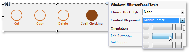 Windows8UIButtonsPanel ContentAlignment