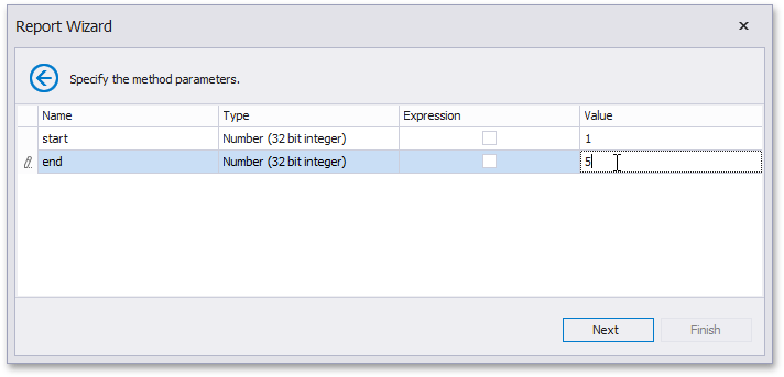 data-access-object-binding-specify-member-parameters