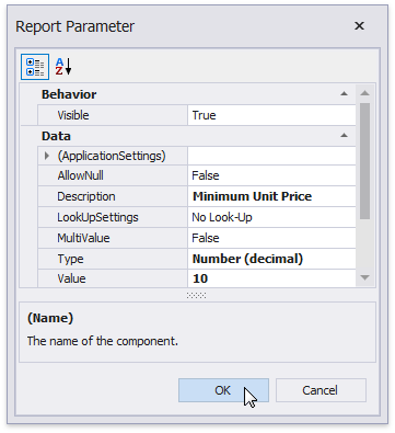 how-to-stored-procedure-report-parameter-settings