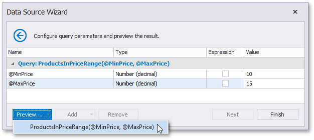 how-to-stored-procedure-specify-parameters