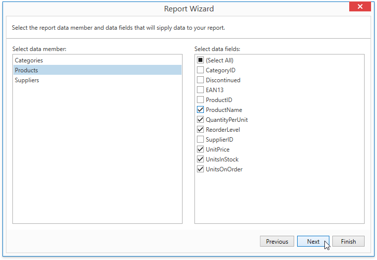 wpf-report-designer-wizard-select-the-columns