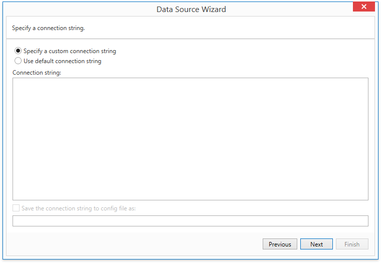 WpfReportWizard_EF_SpecifyConnectionString