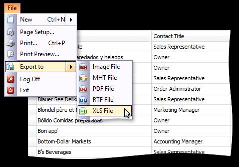 GridListEditor Class | eXpressApp Framework | DevExpress